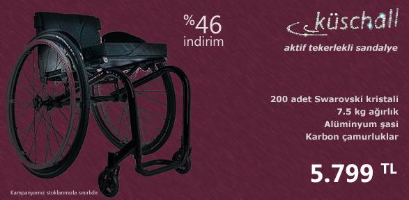 kuschall KNOVA - [Kampanya SONA ERDİ] Küschall K-Nova Tekerlekli Sandalye