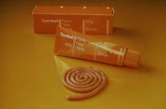 pasta1 - Yatak yaralar�n� iyile�tirmede kullan�lan �r�nler