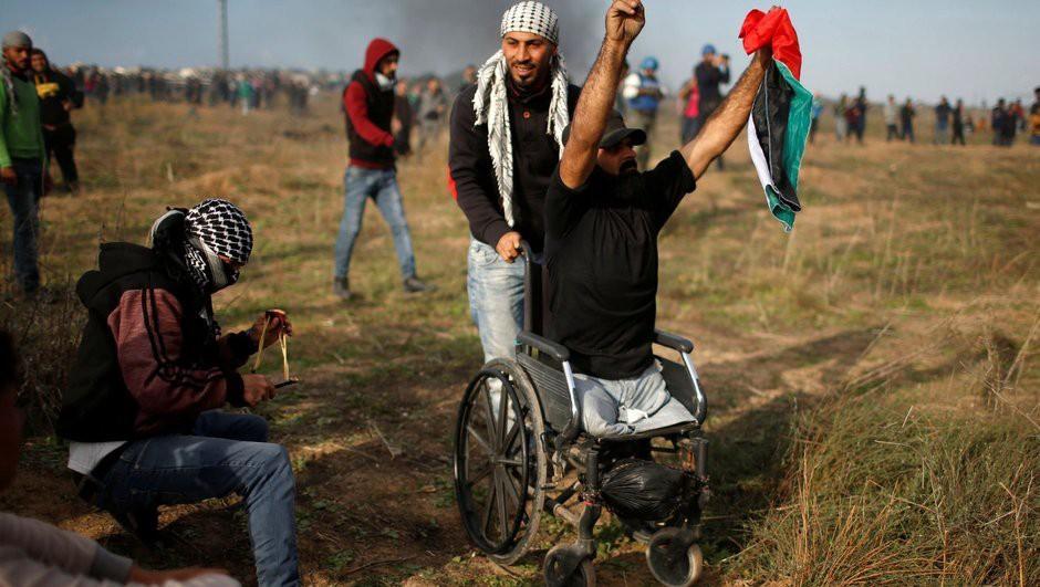 ebusureyya - İsrail'in öldürdüğü sakat aktivist ve ortaya dökülen ikiyüzlülük | Bülent Küçükaslan